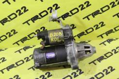 Стартер. Honda CR-V, E-RD1, GF-RD1, GF-RD2, RD1, RD2, ERD1, GFRD1, GFRD2 Двигатель B20B