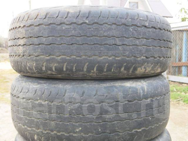 Dunlop Grandtrek AT22. Летние, 2008 год, износ: 50%, 4 шт