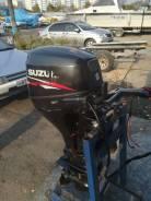 Suzuki. 25,00л.с., 4-тактный, бензиновый, нога L (508 мм), Год: 2012 год