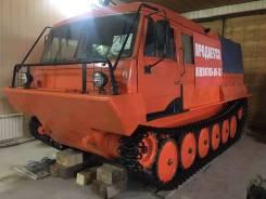 ГАЗ 34039. Продаю гусеничный снегоболотоход, 4 750 куб. см., 1 000 кг., 7 400,00кг.