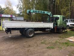 Mitsubishi Fuso Fighter. Кран-борт Митсубиси Фусо 1996г/в., 3 000 кг.