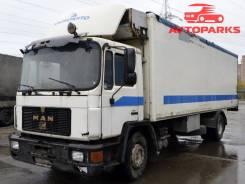 MAN. Грузовой фургон рефрижератор 17.232., 6 500 куб. см., 7 400 кг.