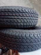 Bridgestone Dueler H/T D689. Всесезонные, 2013 год, без износа, 2 шт