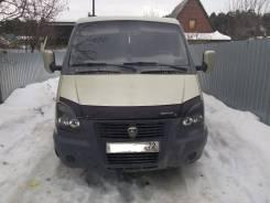 ГАЗ 2217 Баргузин. Газ 2217, 2 500 куб. см., 6 мест