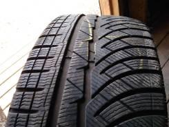 Michelin Pilot Alpin PA4. Зимние, без шипов, износ: 30%, 2 шт