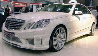 Порог пластиковый. Mercedes-Benz E-Class, W212. Под заказ