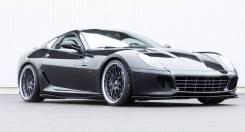 Обвес кузова аэродинамический. Ferrari 599 GTB Fiorano. Под заказ