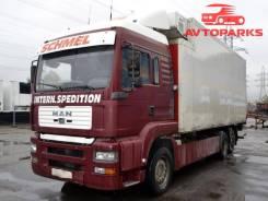 MAN 26. Грузовой фургон рефрижератор .460., 12 816 куб. см., 15 030 кг.