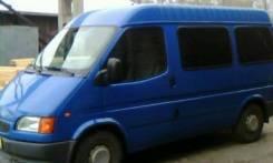 Ford Transit Van. Продам или обменяю, 2 500 куб. см., 8 мест
