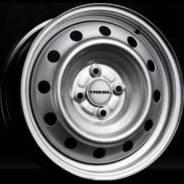 Автодиск 14x5.5J 4/108 Trebl 6390T Peugeot ET18 Dia 65.1 Silver
