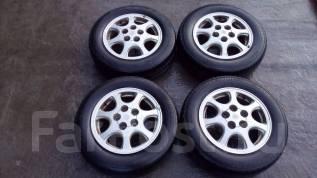 Колеса от Toyota Mark 2 205/65/15 Bridgestone. x15 5x114.30
