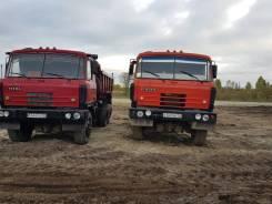 Tatra T815. Срочно самосвалы недорого, 14 000 куб. см., 20 000 кг.