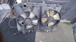 Радиатор охлаждения двигателя. Acura MDX Honda MDX, CBA-YD1, UA-YD1, YD1, CBAYD1, UAYD1 Двигатель J35A