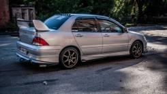 Спойлер. Mitsubishi Lancer Cedia Mitsubishi Lancer Evolution