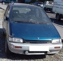 Nissan Prairie. NM11, CA20