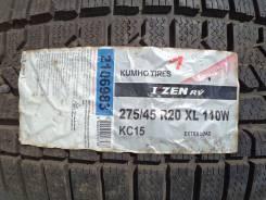 Kumho I'Zen KC15. Зимние, без шипов, 2011 год, без износа, 2 шт