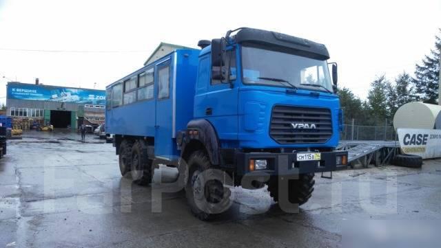 Урал. Вахта (28+1), 6 650 куб. см.