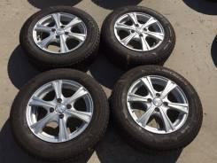 185/65 R14 Michelin X-Ice xi3 литые диски 4х100 (K10-1412). 5.5x14 4x100.00 ET42