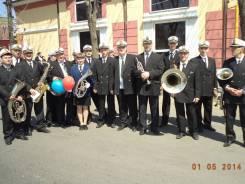 Народый духовой оркестр