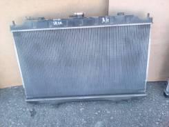 Радиатор охлаждения двигателя. Nissan Tino, HV10 Двигатель SR20DE
