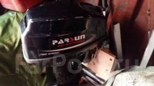 Парус. 15,00л.с., 2-тактный, бензиновый, нога S (381 мм), Год: 2010 год