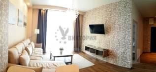 2-комнатная, улица Прапорщика Комарова 58. Центр, агентство, 61 кв.м.