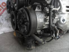 Компрессор кондиционера. Toyota Avensis, AZT251L, AZT251, AZT251W Двигатель 2AZFSE