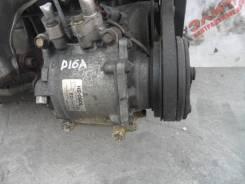 Компрессор кондиционера. Honda HR-V, GH4, GH1, GH2, GH3 Двигатели: D16A, VTEC