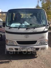 Toyota Dyna. Продам грузовик 4WD двигатель 5L, 3 000куб. см., 1 500кг.