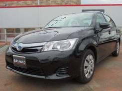Toyota Corolla Axio. автомат, передний, 1.5, бензин, 62 тыс. км, б/п. Под заказ