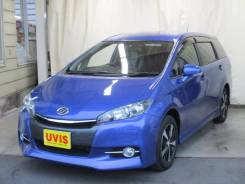 Toyota Wish. автомат, передний, 1.8, бензин, 32 032 тыс. км, б/п. Под заказ