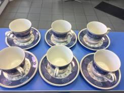 Чайный набор Япония 60-е года ! Низкая Цена ! Спешите. Оригинал