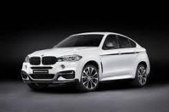 Обвес кузова аэродинамический. BMW X6, F16, F86 Двигатель N57D30L