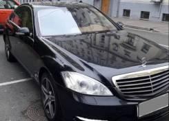 Mercedes-Benz S-Class. автомат, 4wd, 3.5 (272л.с.), бензин, 219тыс. км. Под заказ