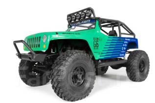 Модель автомобиля Axial SCX10 Deadbolt 4WD 1/10 RTR магазин Спортхобби
