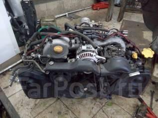 Двигатель в сборе. Subaru Legacy, BG5 Двигатель EJ20D