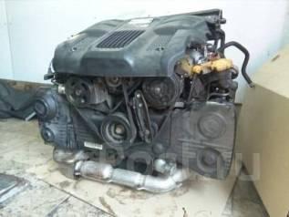Двигатель в сборе. Subaru Forester, SG5 Двигатель EJ205