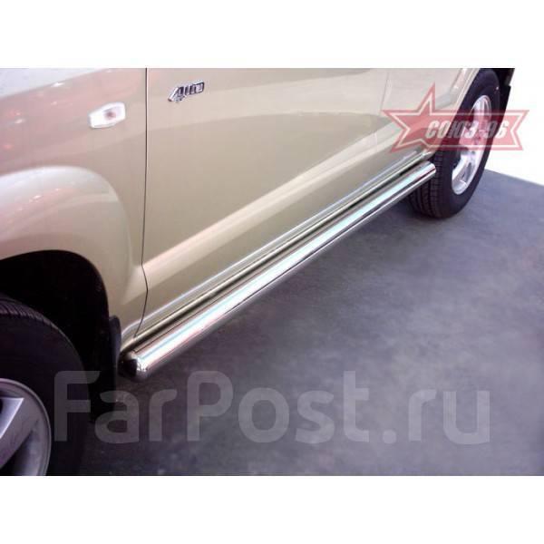 Обвес кузова аэродинамический. Hyundai Tucson