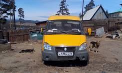 ГАЗ Газель. Продаю Газ-Газель 2006г., можно обмен, 2 300 куб. см., 15 мест