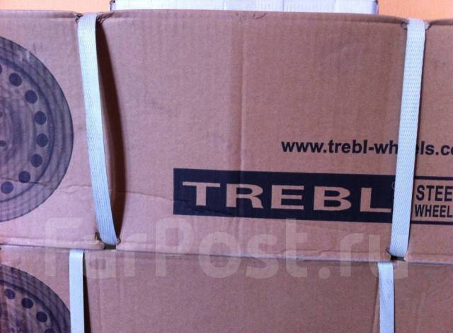 Trebl X40010. 6.5x16, 5x112.00, ET39.5, ЦО 66,6мм.
