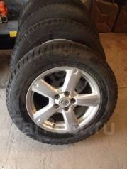 Комплект зимних колес 225/65R17. 7.0x17 5x114.30 ET45 ЦО 58,0мм.