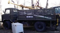 ГАЗ 66. Продам ямобур бурилку бурильно-крановую машину БМ-302 на базе ГАЗ-66, 4 250 куб. см.