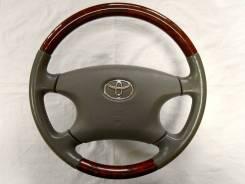 Руль. Toyota: Mark II Wagon Blit, Altezza, Aristo, Progres, Allex, Windom, Gaia, Corolla Runx, Allion, Ipsum, Aurion, Estima Hybrid, Solara, Brevis, P...