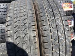 Bridgestone. Всесезонные, 2014 год, износ: 10%, 2 шт