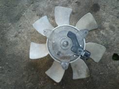 Вентилятор радиатора кондиционера. Nissan March, ANK11 Двигатель CGA3DE