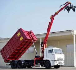 Камаз 65115. КамАЗ 65115, 6 700 куб. см., 15 000 кг.