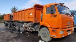 Камаз. Продаю КамАЗ 4528-20 (15т. ) сприцепом (15т. ), 8 900 куб. см., 15 000 кг.