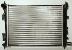 Радиатор охлаждения двигателя. Hyundai Accent Hyundai Solaris Kia Rio, FB, UB, JB Двигатели: G4FA, G4LC, G4FC, G4FD, G4EE