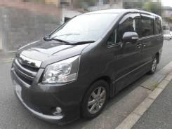 Toyota Noah. DBAZRR70W, 3ZR