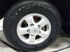 Bridgestone Ice Cruiser 5000. Зимние, шипованные, 2016 год, износ: 5%, 4 шт